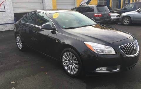 2011 Buick Regal for sale at Twin's Auto Center Inc. in Detroit MI