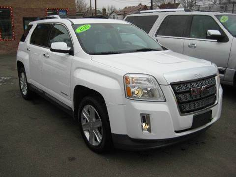 2010 GMC Terrain for sale at Twin's Auto Center Inc. in Detroit MI