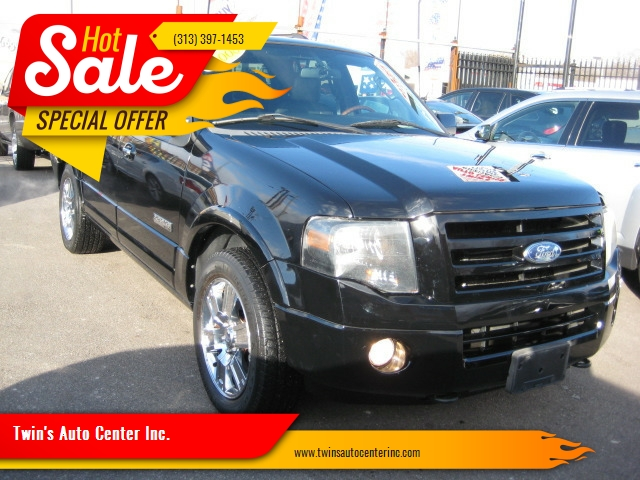 2008 Ford Expedition El car for sale in Detroit