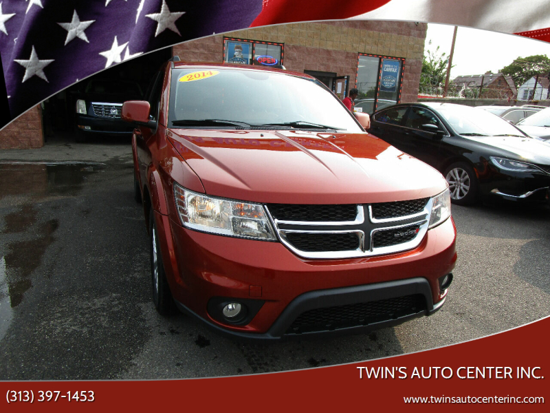 2014 Dodge Journey for sale at Twin's Auto Center Inc. in Detroit MI