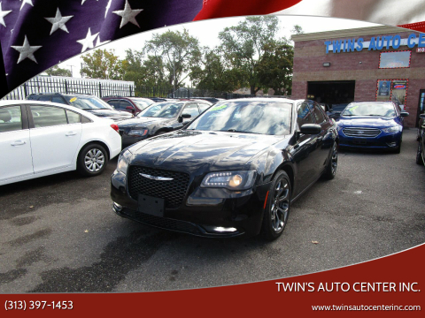 2015 Chrysler 300 for sale at Twin's Auto Center Inc. in Detroit MI