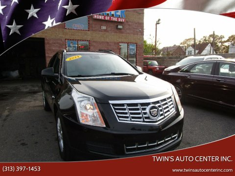 2014 Cadillac SRX for sale at Twin's Auto Center Inc. in Detroit MI