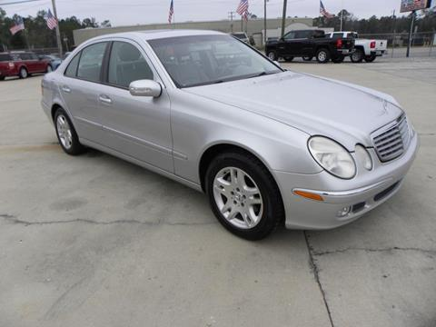 2004 Mercedes-Benz E-Class for sale in Jesup, GA