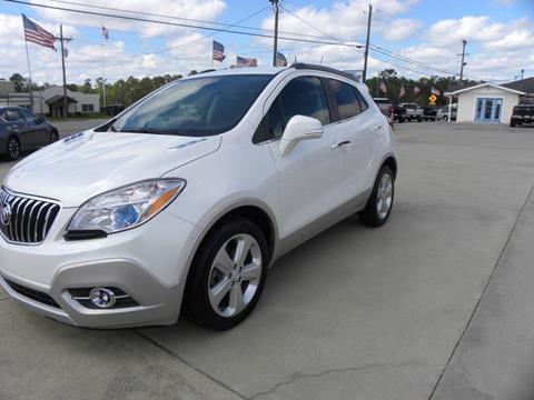 2015 Buick Encore for sale in Jesup, GA