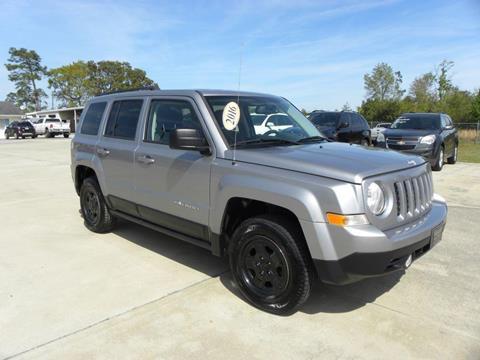 2016 Jeep Patriot for sale in Jesup, GA