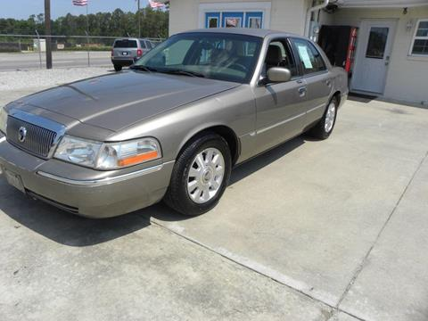 2003 Mercury Grand Marquis for sale at VANN'S AUTO MART in Jesup GA