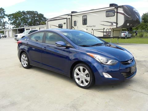 2013 Hyundai Elantra for sale in Jesup, GA