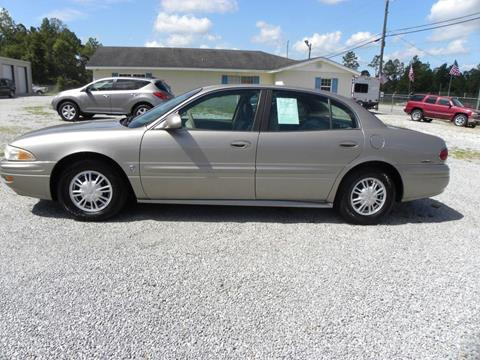 2002 Buick LeSabre for sale in Jesup, GA