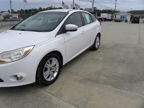 2012 Ford Focus for sale in Jesup, GA