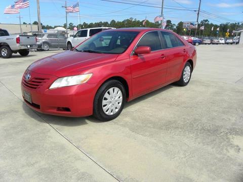 2007 Toyota Camry for sale in Jesup, GA