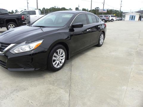 2016 Nissan Altima for sale in Jesup, GA