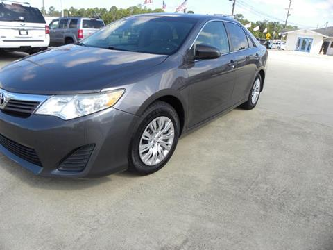 2014 Toyota Camry for sale in Jesup, GA