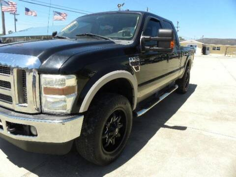 2010 Ford F-250 Super Duty for sale at VANN'S AUTO MART in Jesup GA