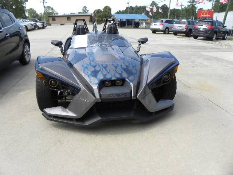 2016 Polaris Slingshot for sale at VANN'S AUTO MART in Jesup GA
