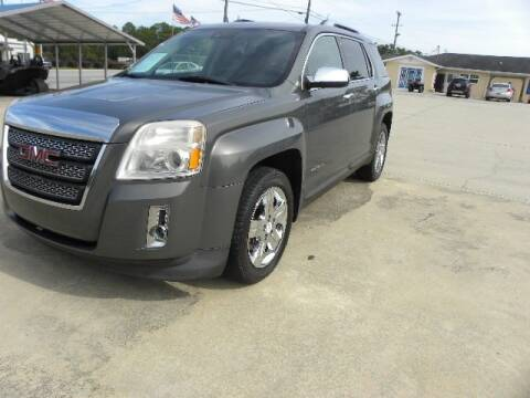 2013 GMC Terrain for sale at VANN'S AUTO MART in Jesup GA