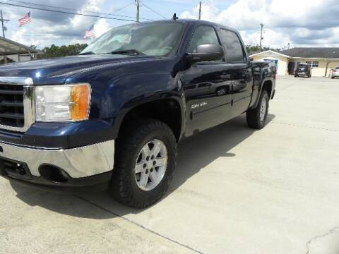 2010 GMC Sierra 1500 for sale at VANN'S AUTO MART in Jesup GA