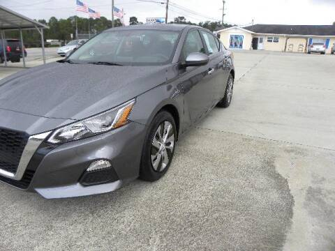 2019 Nissan Altima for sale at VANN'S AUTO MART in Jesup GA