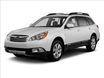 2012 Subaru Outback for sale in Lewisburg, TN