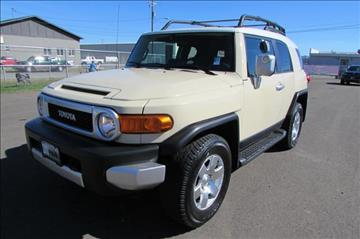 2008 Toyota FJ Cruiser for sale in Coos Bay, OR