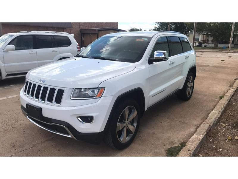 2015 jeep grand cherokee limited in jayton tx robert hall chevrolet. Black Bedroom Furniture Sets. Home Design Ideas