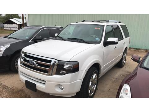 2013 Ford Expedition for sale in Jayton, TX