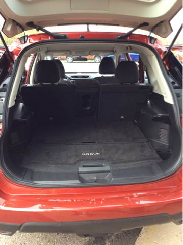 2015 Nissan Rogue for sale at MOTORS N MORE in Brainerd MN