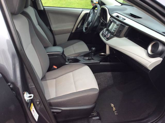 2013 Toyota RAV4 for sale at MOTORS N MORE in Brainerd MN