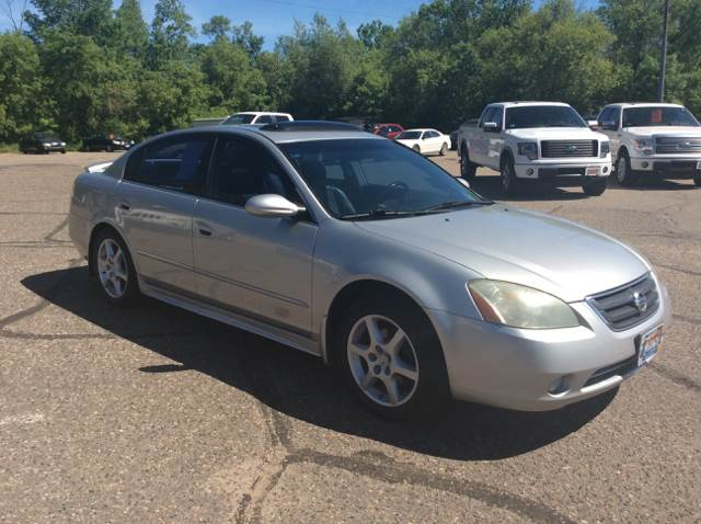 2004 Nissan Altima for sale at MOTORS N MORE in Brainerd MN