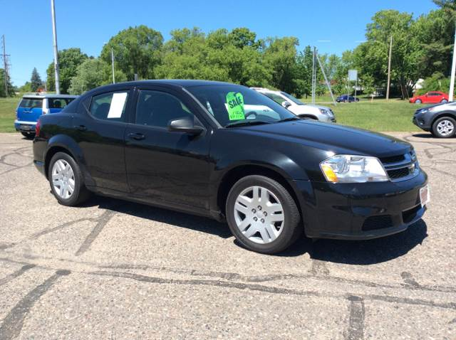 2012 Dodge Avenger for sale at MOTORS N MORE in Brainerd MN