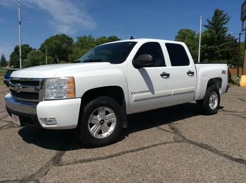 2008 Chevrolet Silverado 1500 for sale at MOTORS N MORE in Brainerd MN