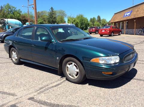 2000 Buick LeSabre for sale at MOTORS N MORE in Brainerd MN