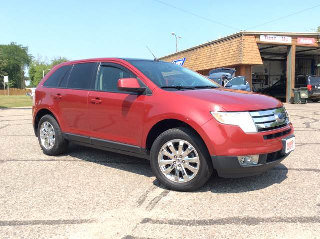 2007 Ford Edge for sale at MOTORS N MORE in Brainerd MN