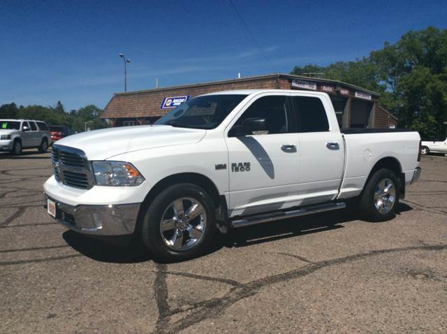 2015 RAM Ram Pickup 1500 for sale at MOTORS N MORE in Brainerd MN