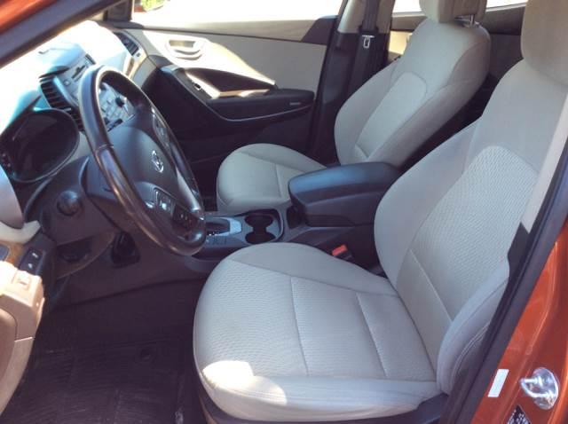 2013 Hyundai Santa Fe Sport for sale at MOTORS N MORE in Brainerd MN