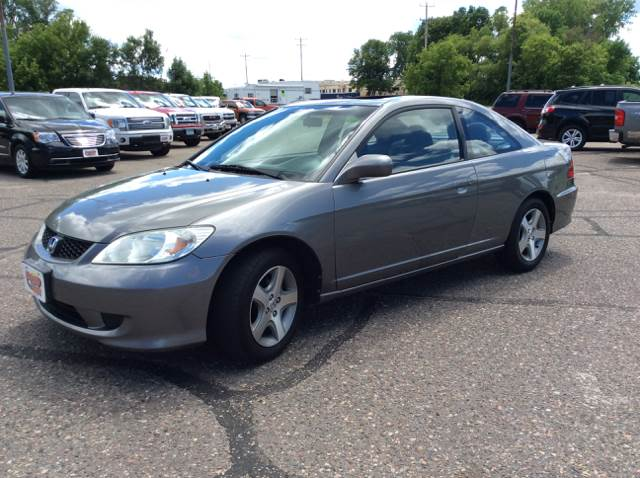2005 Honda Civic for sale at MOTORS N MORE in Brainerd MN