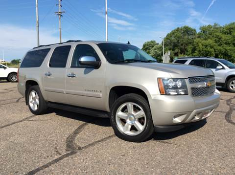2007 Chevrolet Suburban for sale at MOTORS N MORE in Brainerd MN