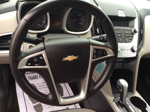 2011 Chevrolet Equinox for sale at MOTORS N MORE in Brainerd MN