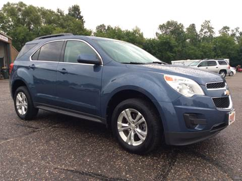 2011 Chevrolet Equinox for sale at MOTORS N MORE in Brainerd MN