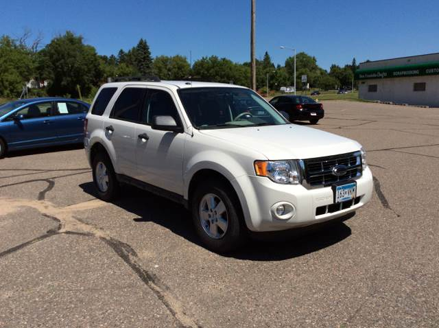 2010 Ford Escape for sale at MOTORS N MORE in Brainerd MN