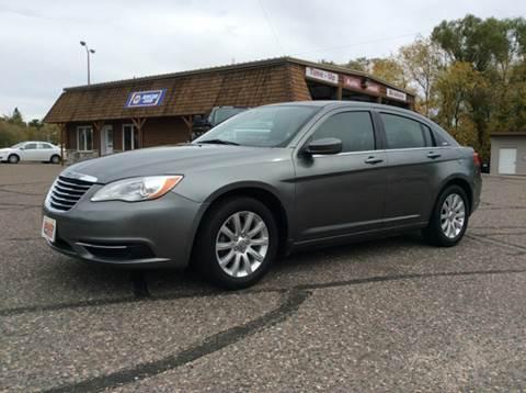 2013 Chrysler 200 for sale in Brainerd, MN