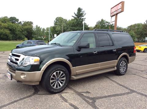 2013 Ford Expedition EL for sale in Brainerd, MN