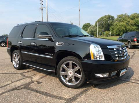 2007 Cadillac Escalade for sale at MOTORS N MORE in Brainerd MN