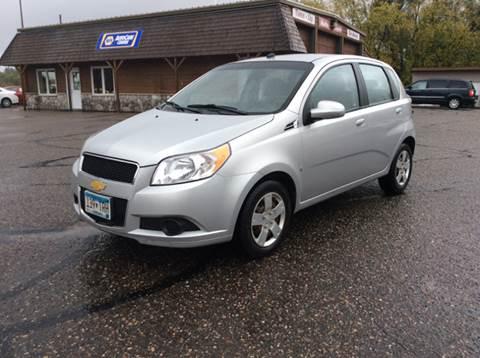 2009 Chevrolet Aveo for sale in Brainerd, MN