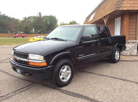 2003 Chevrolet S-10 for sale in Brainerd, MN