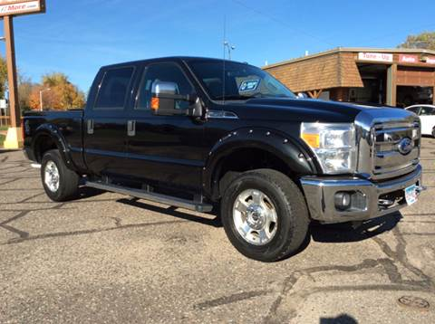 2011 Ford F-250 Super Duty for sale in Brainerd, MN