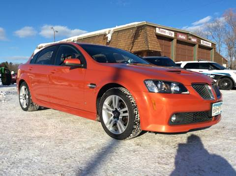 2008 Pontiac G8 for sale in Brainerd, MN