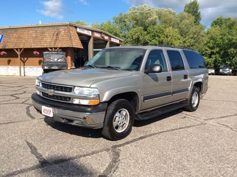 2003 Chevrolet Suburban For Sale In Brainerd Mn