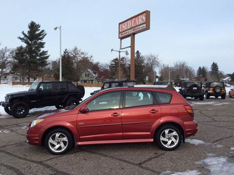 2007 Pontiac Vibe for sale in Brainerd, MN