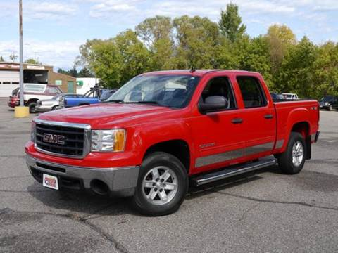 2010 GMC Sierra 1500 for sale at MOTORS N MORE in Brainerd MN