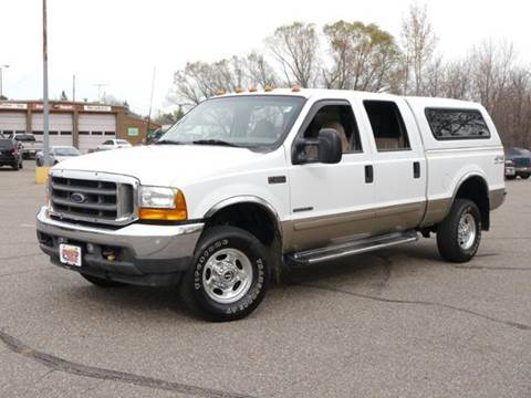 2001 Ford F-350 Super Duty for sale at MOTORS N MORE in Brainerd MN